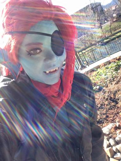 Undyne from Undertale - AbleCosplayPro